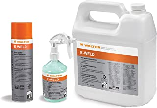 Walter 53F208 E-Weld Weld Spatter Release Emulsion (208L) - VOC Free, Corrosion Resistant Cleaning Spray. Anti-Spatter Solutions