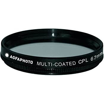 For Samsung NX500 Circular Polarizer Multicoated 67mm C-PL Multithreaded Glass Filter