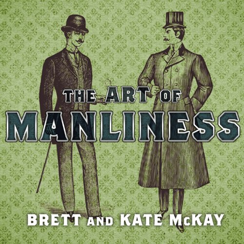 Couverture de The Art of Manliness