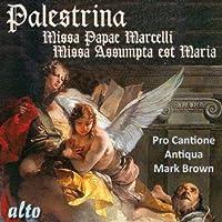 Palestrina: Missa Papae Marcelli; Missa Assumpta est Maria by Pro Cantione Antiqua (2013-11-05)