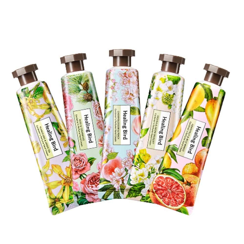 ヒューズ赤外線憂慮すべきHealing Bird Gardener's Perfume Hand Cream 30ml ヒーリングバード カドゥノスパヒュームハンドクリーム (Ylangylang & Greentea) [並行輸入品]