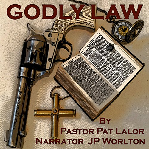 Godly Law audiobook cover art