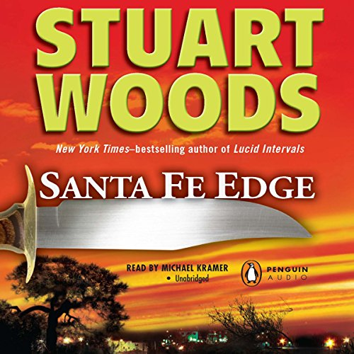 Santa Fe Edge audiobook cover art