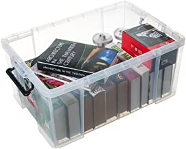 Citylife X-6032 Strong Box, 661x440x305mm, 58L, Clear