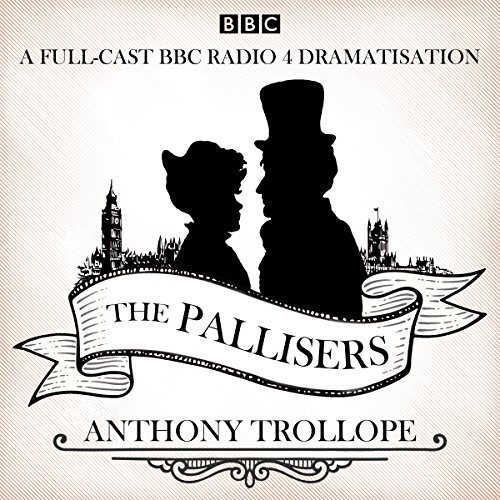 The Pallisers audiobook cover art