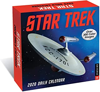 Star Trek Daily 2020 Day-to-Day Calendar