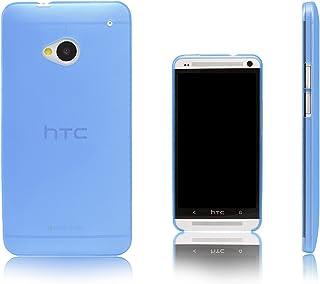 Xcessor Dark Magic Ultra Thin Hard Plastic Case for HTC One - Blue
