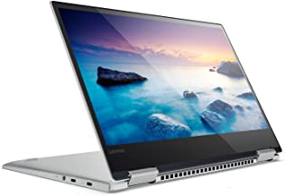 2018 Lenovo Yoga 720 15.6 2-in-1 4K UHD IPS Touchscreen Business Laptop Intel Quad-Core i7-7700HQ 16GB DDR4 512GB SSD NVIDIA GeForce GTX1050 Thunderbolt Fingerprint Reader Backlit Keyboard USB Type-C