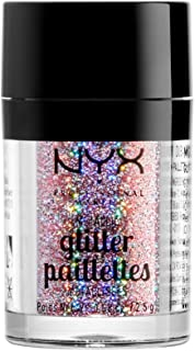 NYX PROFESSIONAL MAKEUP Metallic Glitter, Beauty Beam, 0.08 Ounce