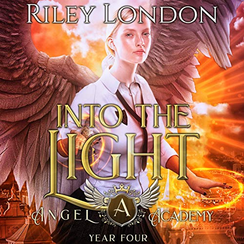 Into the Light: A Paranormal Academy Reverse Harem Romance  By  cover art