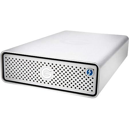 G-Technology ウエスタンデジタル 外付けHDD 4TB G-DRIVE Thunderbolt 3 Mac向け タイムマシン対応 外付けハードディスク 0G05366