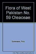Flora of West Pakistan No. 59 Oleaceae