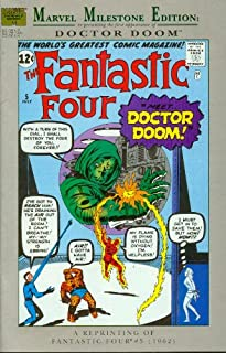 Marvel Milestone Edition: Fantastic Four #5