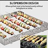 Zoom IMG-2 spiedini per barbecue carne accessori