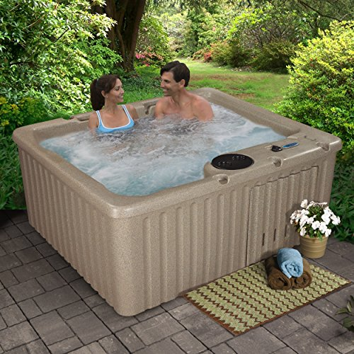 Essential Hot Tubs Newport Plug and Play Hot Tub