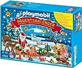 """Playmobil """"Weihnacht der Waldtiere"""" - 4166 - Adventskalender - 2011"""