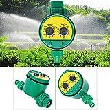 JERN Agro Automatic Intelligent Electronic Water Timer Rubber Gasket Solenoid Valve Irrigation Sprinkler