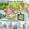 Cámara Digital para Niños Juguetes de Niña Regalos para Niños Pantalla HD de 2 Pulgadas 1080P Tarjeta de 32GB TF Regalos de Juguete para Niños de 3 a 12 años de Niños y Niñas Cumpleaños … (azul) #5