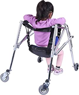 Medical Supplies Equipment Walker Children's Walker Children's Foldable Lower Limb Training Device Assisted Walking Aid Fo...