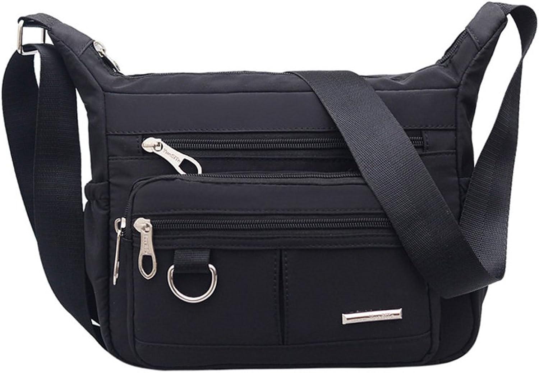 KARRESLY Women's Canvas Handbags Shoulder Messenger Bags Tote Bag