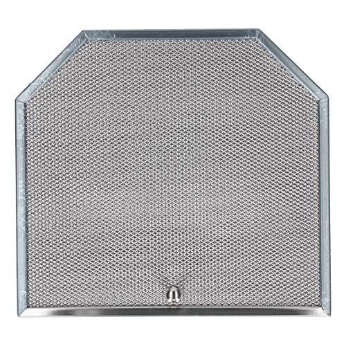 Miele 8258531 ORIGINAL Fettfilter Metallfilter Metallfettfilter Alufilter Geruchsfilter Antifettfilter Abzugshaubenfettfilter Metallgitterfilter Dunstfilter 270x247mm Dunstabzugshaube Dunstabzug