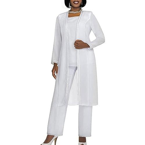 Plus Size Pant Suits Amazon Com