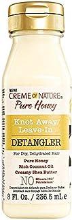 Creme of Nature Knot Away Leave-In Detangler, 8 OZ
