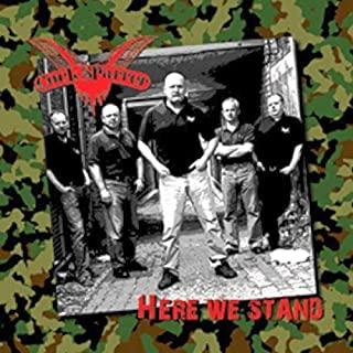Here We Stand by COCK SPARRER (2007-12-11)