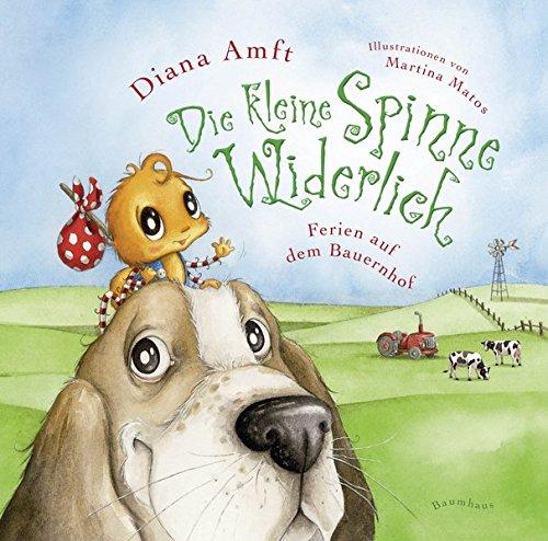 Die kleine Spinne Widerlich - Ferien auf dem Bauernhof (Mini-Ausgabe): Band 3