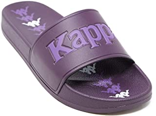 Medieval Fantasy Theme Purple Dragon Non-Slip Quick-Drying Outdoor Indoor Athletic Sport Slides Sandal