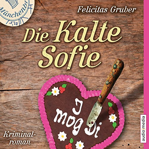 Die Kalte Sofie audiobook cover art