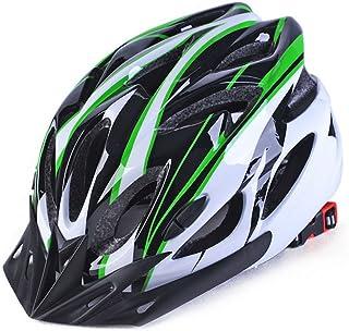 Yiwa Casco de bicicleta ultraligero, casco de ciclismo
