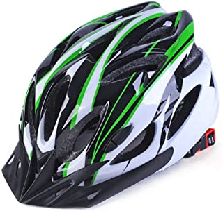 Leoie Outdoor Bicycle Helmet Integrated Molding Breathable Cycling Helmet for Man Woman