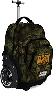 Bikeage - Mochila Trolley Travel GTX, Multicolor
