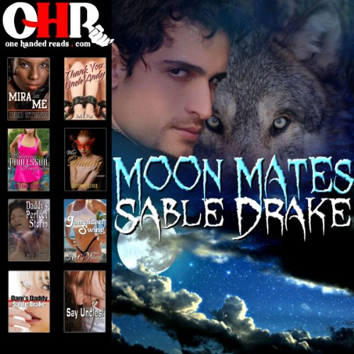 Moon Mates audiobook cover art
