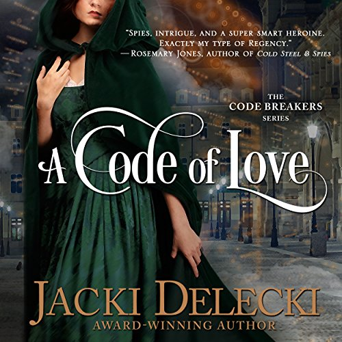 A Code of Love  audiobook cover art