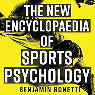 The New Encyclopaedia of Sports Psychology cover art