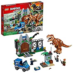 best Jurassic Park toys for 4 year old