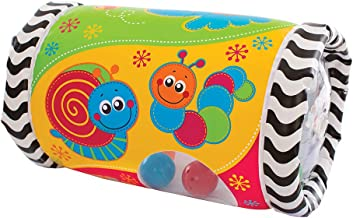 Playgro Baby Toy Tumble Jungle Musical Peek in Roller 0184970 for Baby Infant Toddler Children is Encouraging Imagination with STEM/STEAM for a Bright Future - Great Start for A World of Learning