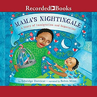 Mama's Nightingale audiobook cover art