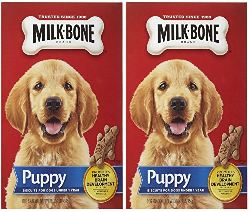 . Milk-Bone Puppy Biscuits Bundle