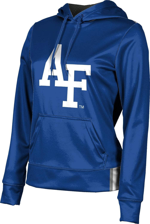 ProSphere U.S. Air Force Academy Girls' Pullover Hoodie, School Spirit Sweatshirt (Solid)