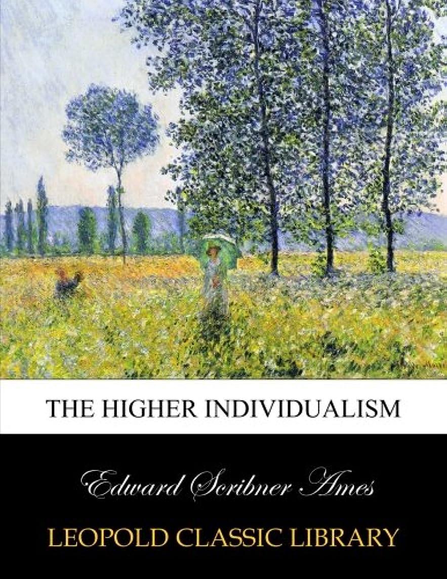 間接的バルーンマーベルThe higher individualism