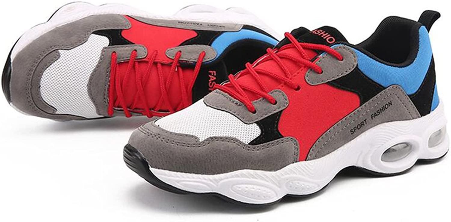 Men's shoes Feifei Spring and Autumn Fashion Leisure Wear-Resistant Sports shoes 4 colors (color   03, Size   EU43 UK9 CN44)