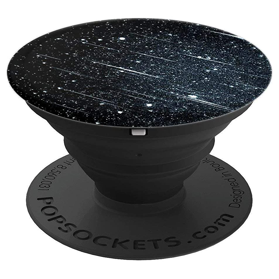 Black And White Space, Galaxy Stars - PopSockets Grip and Stand for Phones and Tablets ffbkeuoj0047