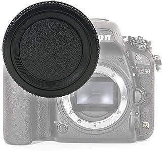 CELLONIC Tapa Compatible con Cuerpo para Nikon D750 D3200 D3500 D5300 D5100 D810 D850 D7100 (BF-1B) Bayoneta Cubierta Protectora F Mount (AF-S AF-P AI)
