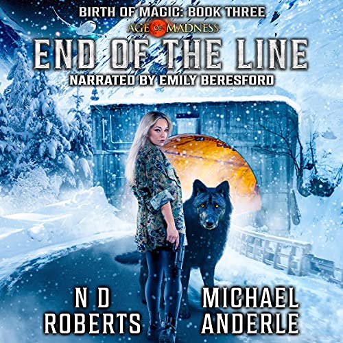End of the Line cover art