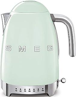 Smeg KLF04PGEU bouilloire électriques, 2400 W, 7 liters, Pastellgrün