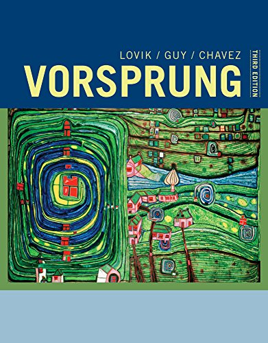 Bundle: Vorsprung: A Communicative Introduction to German Language and Culture, 3rd + iLrn™ Heinle Learning Center Print