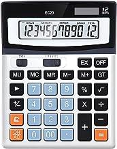$30 » FMXQYH Calculators, Desk Calculators, Financial Calculators, Solar Battery Dual Power Basic Office Calculators, Christmas ...